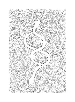 The Poisoned Flora - Print
