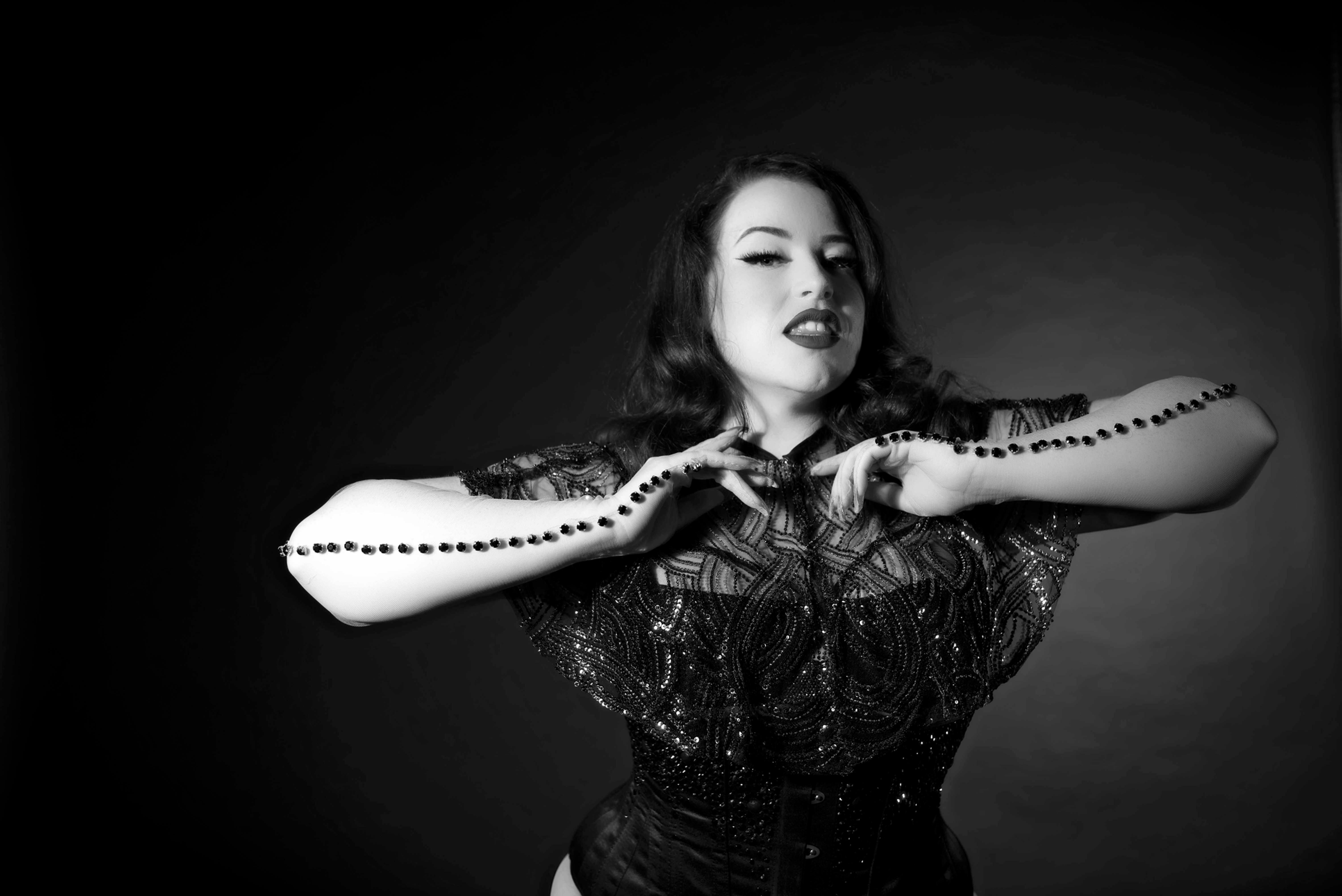 Film Noir Photoshoot - 3rd April