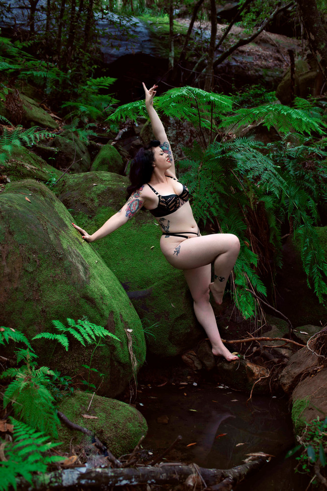 Bettie Bang Bang Jungle