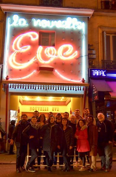 """Cast and crew of """"Anaïs, A Dance Opera"""" @ La Nouvelle Eve"""