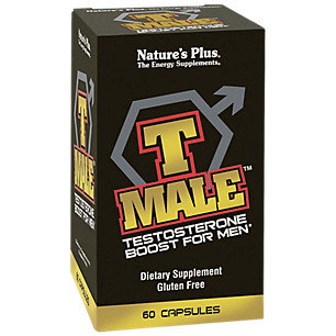 T-Male 60 Capsules, Nature's Plus