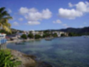 Sainte Luce, Marinique