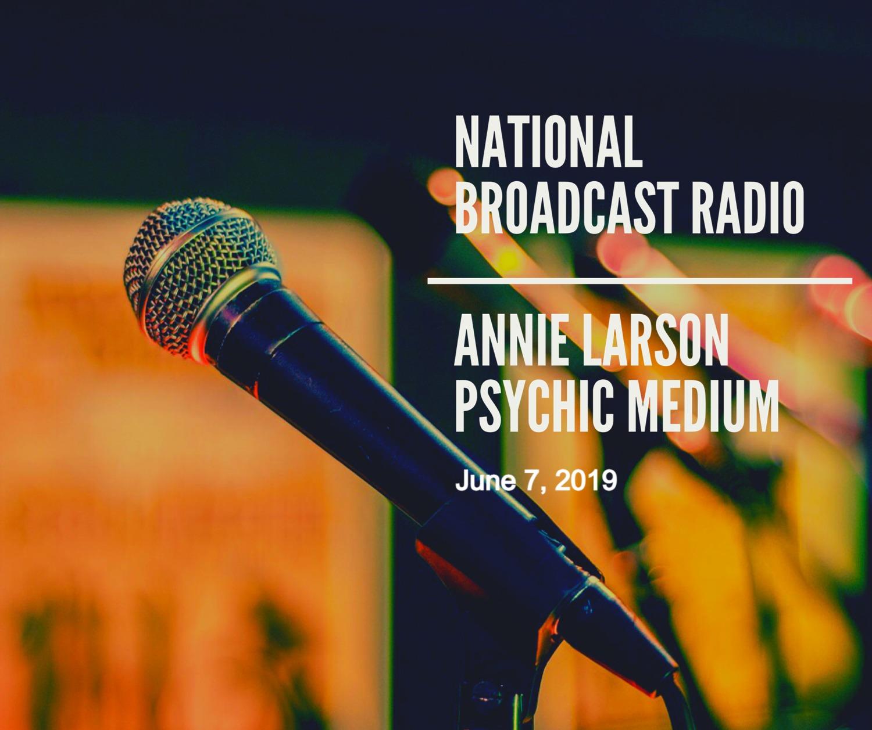 Annie Larson Radio