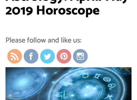 April/May 2019 Horoscopes