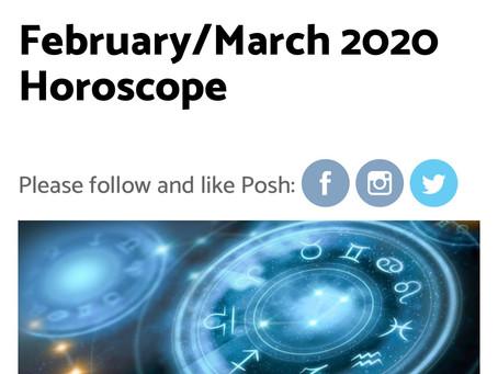 February/March 2020 Horoscopes