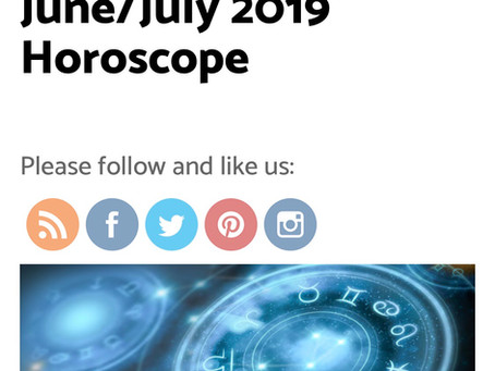 June/July 2019 Horoscopes