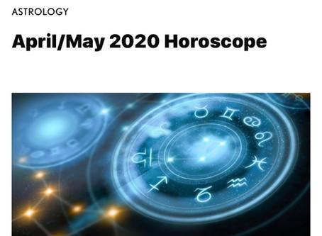 April/May 2020 Horoscopes