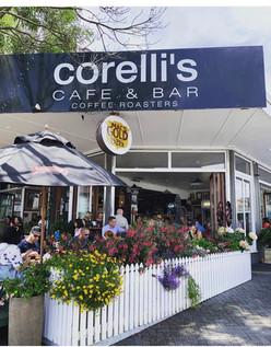 Corellis Cafe & Bar