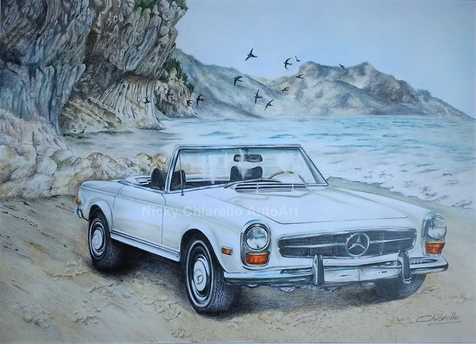 Chiarello, Nicky. Mercedes Benz