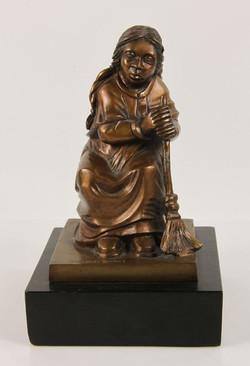 Rangel Gomez. Sculpture.Bronze.$1,000.