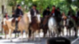 MS Art Gallery. San Antonio de Areco. Color Photograph