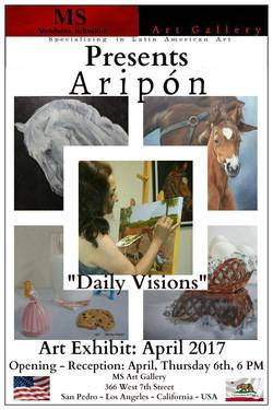 dise+o Exhibicion MONICA ARIPON '
