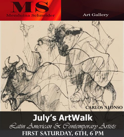 ARTWALK JULIO