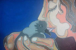 Fules Nancy. Acrylic on canvas