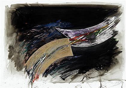Perez Celiz. Untitled II