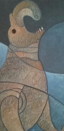 MS Art Gallery, Elefante Marino, Azeta Victor Hugo
