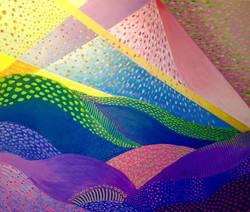 Corales - Acryilic on canvas