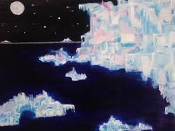 A donde van los hielos Marisa Moscoso