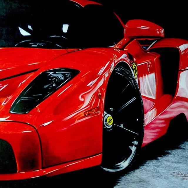 Chiarello, Nicky. Ferrari Enzo