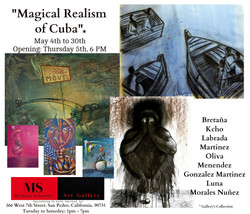 Magic realism of cuba