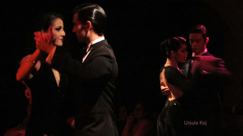 MS Art Gallery.Tango El Baile.Color Photograph