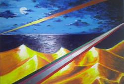 Cometas sobre el desierto II