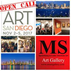 Open Call Art Show San Diego 2017