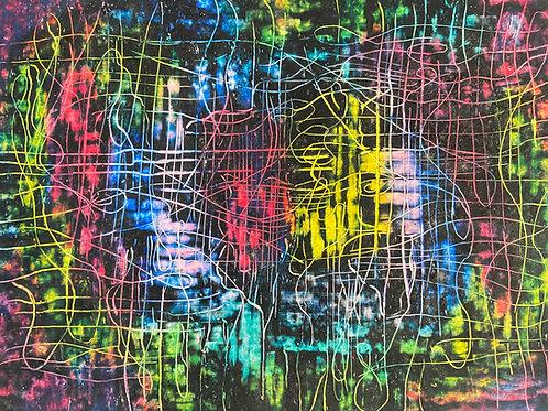 """Serie Tramas"" by Ignacio de Mattos"