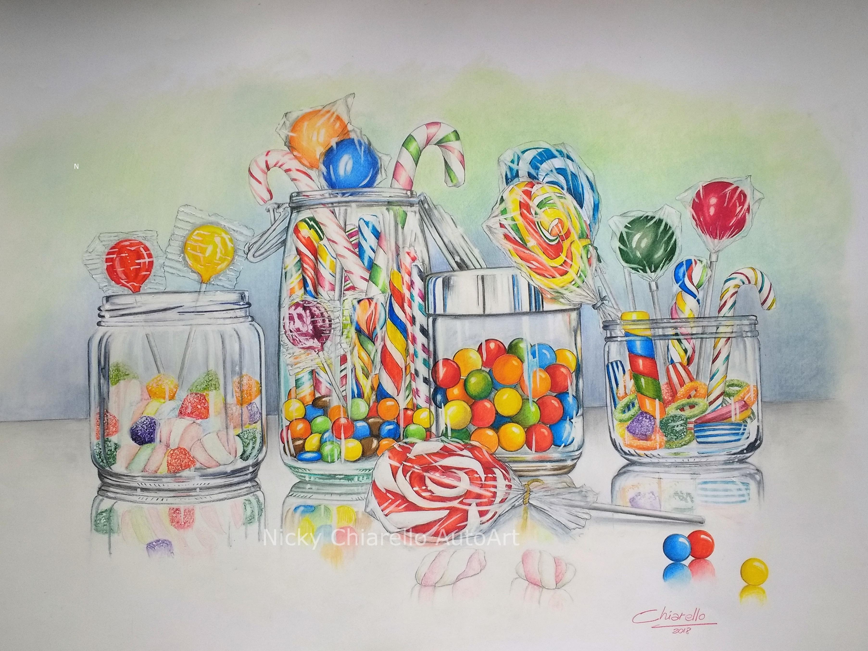 Candy Temptation
