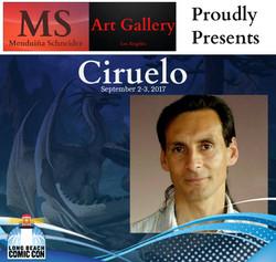 Flyer promocion Ciruelo