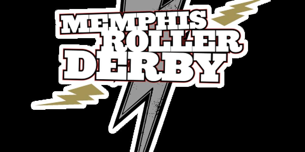 TCRD @ Memphis Roller Derby