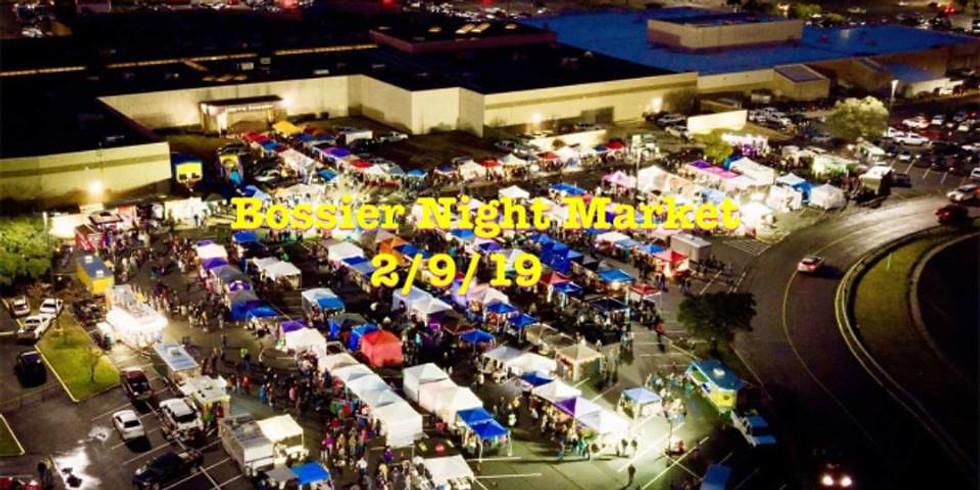 TCRD @ Bossier Night Market