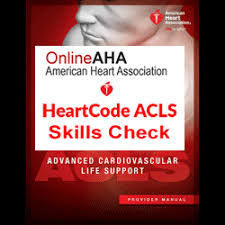 ACLS Skills Session