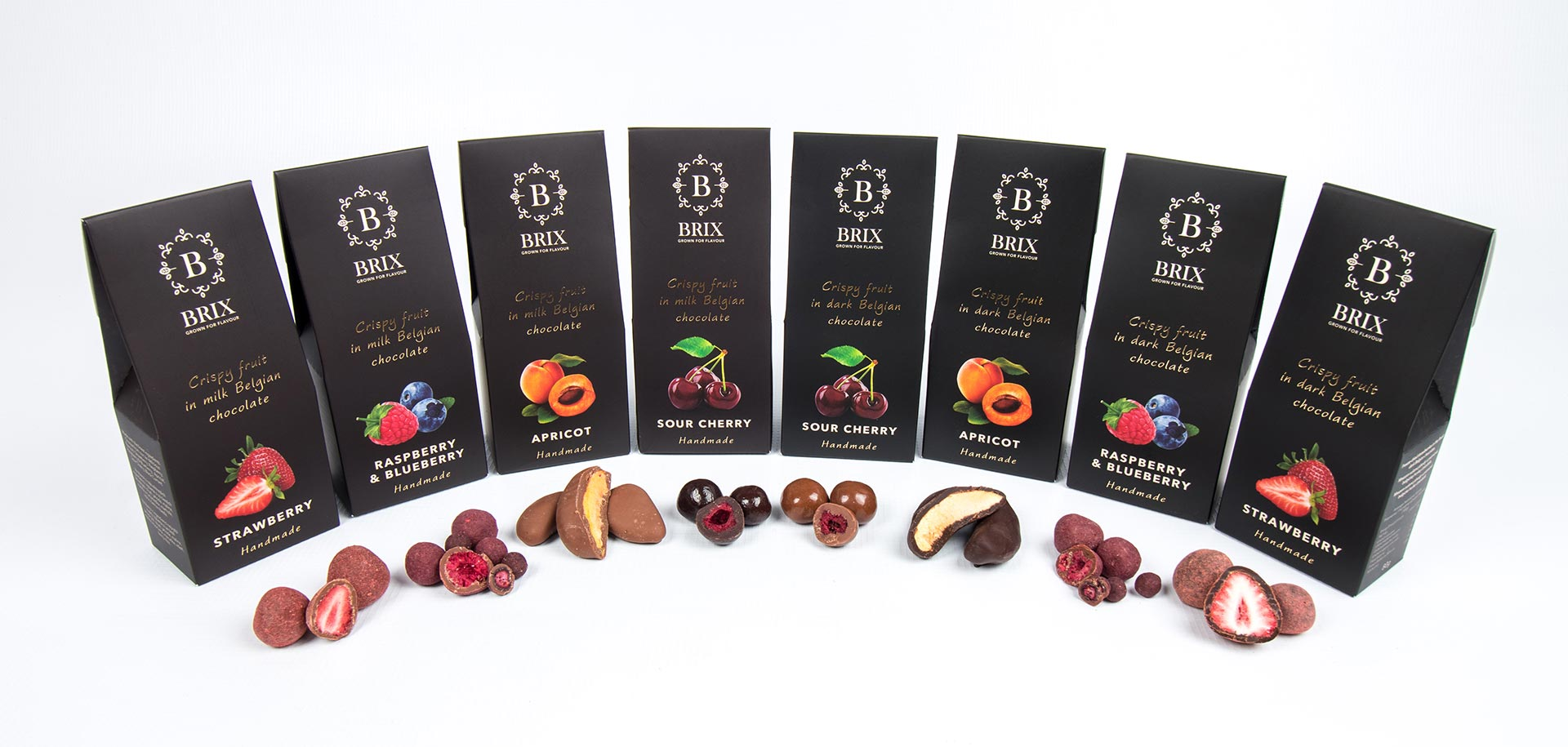 Packaging for lyophilized fruit