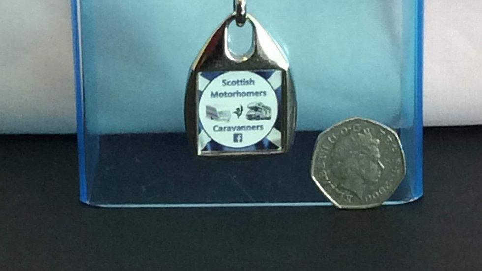 SMC key ring