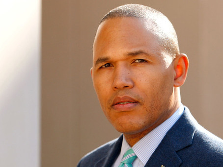 Brother A. Benjamin Spencer Appointed Dean of William & Mary Law School