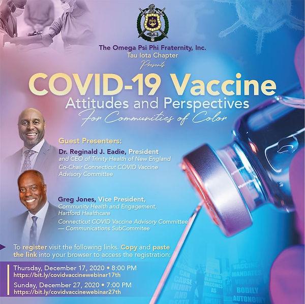 Tau Iota Covid Vaccine Webinars 2020 .jp