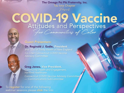 Covid-19 Vaccine: Attitudes and Perspectives For Communities and Color