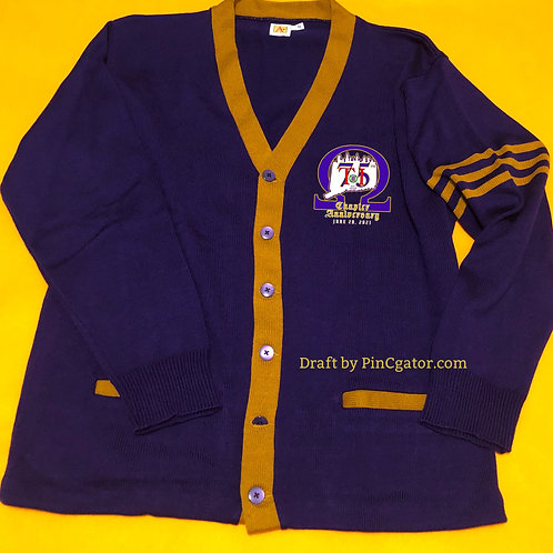 75th Anniversary Fraternity Sweater