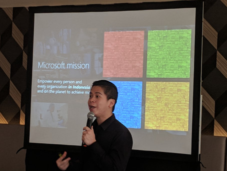 Peluncuran Microsoft Dynamics 365 Business Central.