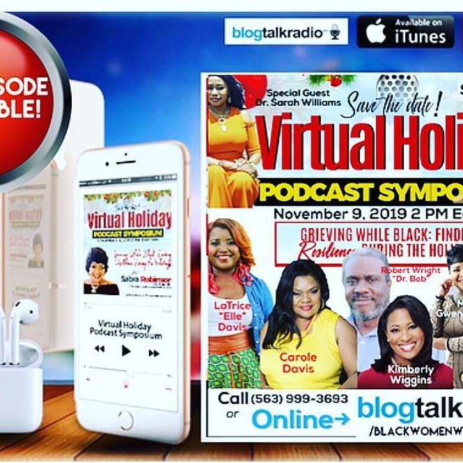 Virtual Holiday Podcast Symposium