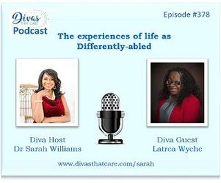 Divas that Care Podcast Episode #378