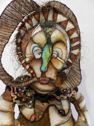 Questioning Spirit-close up