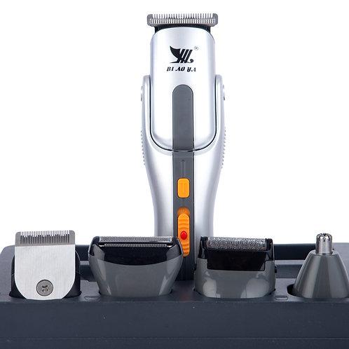 BIAOYA BAY-680 – Tendeuse-rasoir électrique 3D sans fil, 8 en 1, Rechargeable