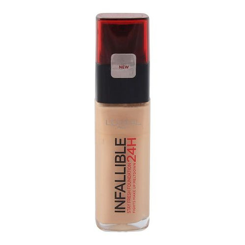 L'Oreal Infallible 24H Stay Fresh Foundation - 145 Rose Beige