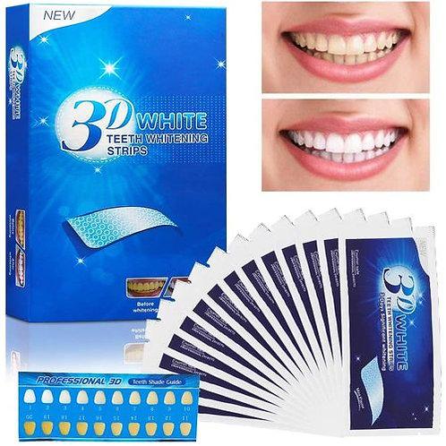 Teeth Whitening 3D White Teeth Whitening Strips