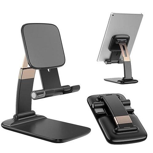 Sa Support Téléphone Et Tablette Pliable Flexible - Noir -