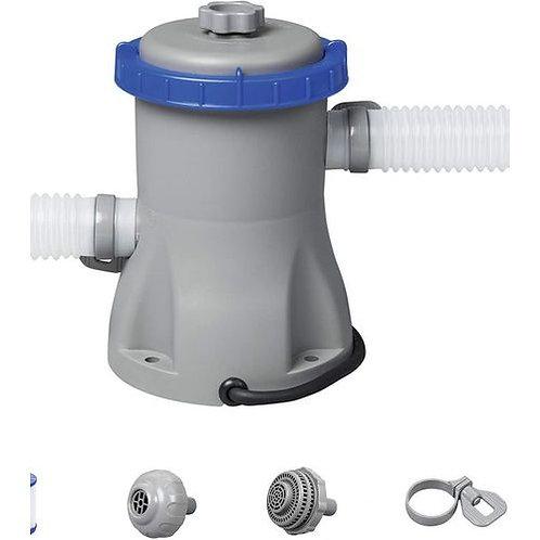 Bestway Nettoyeur D'eau De Piscine Pompe De Filtre Pour 1100-8300 L
