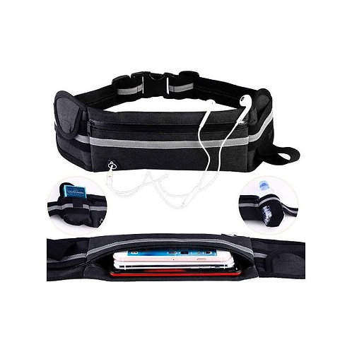 حقائب الخصر حزام الرياضة - حزام رياضي قابل للتعديل للماء للهواتف الذكية
