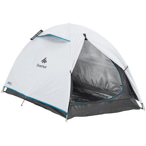 Decathlon Tente De Camping Arpenaz - Fresh&Black - 2 Personnes